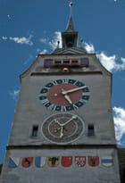 La tour de l'Horloge (XVI°)