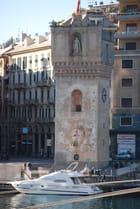 la tour du port de Savona