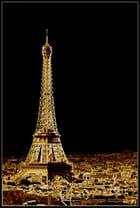 La Tour Eiffel un effet  : 22-12-12