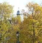 La tour et le lampadaire...