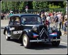 La Traction au défilé du Tour de FRANCE