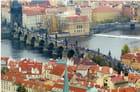La traverse du pont Charles de Prague