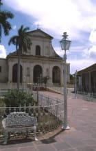 La Très Sainte Trinité à Trinidad