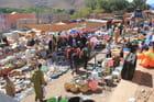 la vallée des Aït Bouguemez Azilal Agouti et le souk de Tabant