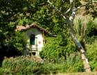 La Villa Odette en pleine verdure