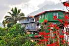 La ville de Banaue...