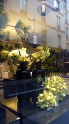 La vitrine du fleuriste