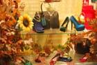 la vitrine du marchand de chaussures