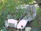 La voiture jardinière