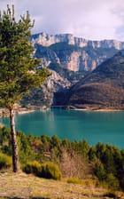 Lac de sainte croix et  le verdon