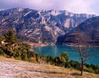 Lac de sainte-croix et le verdon