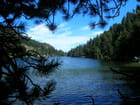 lacs autour des bouillouses, lac long