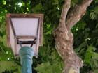 Lampadaire provençal