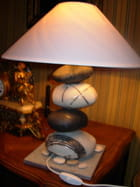 Lampe galets