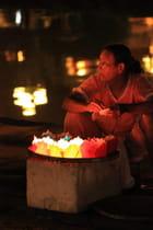 Lanternes à voeux