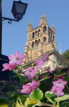 Lausanne au printemps