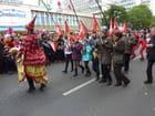 le 11 novembre 2012 en  fête à Poznan