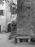 Le banc  de pierre