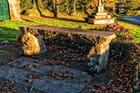 Le banc de pierres
