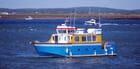 le bateau sur le Bassin d'Arcachon