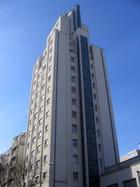 Le building de Villeurbanne