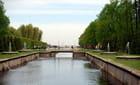 le canal de Peterhof