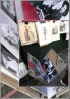 Le carton à photos du bouquiniste
