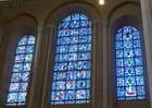 Le célèbre Bleu de Chartres