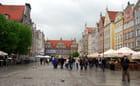le centre historique de Gdansk