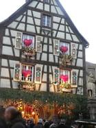 Le charme de l'Alsace à Noël
