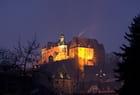 Le château de Marburg
