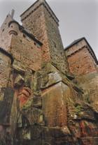 Le chateau du Haut-Koenigsbourg