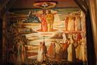 le choeur de la Basilique de l'Annonciation