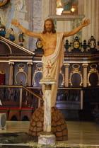 le Christ de la cathédrale de La Havane