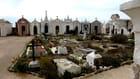 le cimetière de Bonifacio