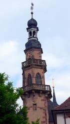 Le clocher actuel