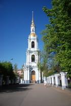 le clocher de l'église Saint Nicolas des marins