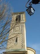 Le clocher de l'Eglise St-Germain