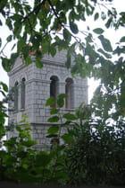 le clocher du monastère des Météores