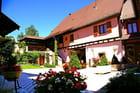 Le Clos des Raisins Chambres d'hôtes en Alsace