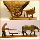 Le Compa - Conservatoire de l'Agriculture : L'agriculture en miniature