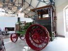 Le Compa - Conservatoire de l'agriculture :  Tracteur Case - 1912