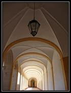 Le couloir.