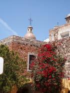 Le Couvent de la Croix à Querétaro
