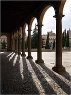 Le couvent de san Estéban