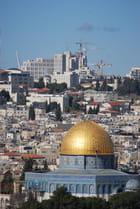 le Dôme du Rocher ou la Mosquée d'Omar