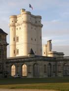 Le donjon du château de Vincennes