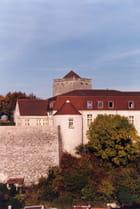 Le donjon et le palais de justice