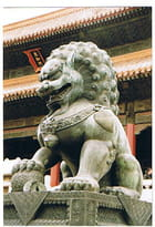 Le dragon gardien
