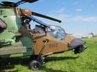 Le fleuron des hélicoptères : le Tigre.